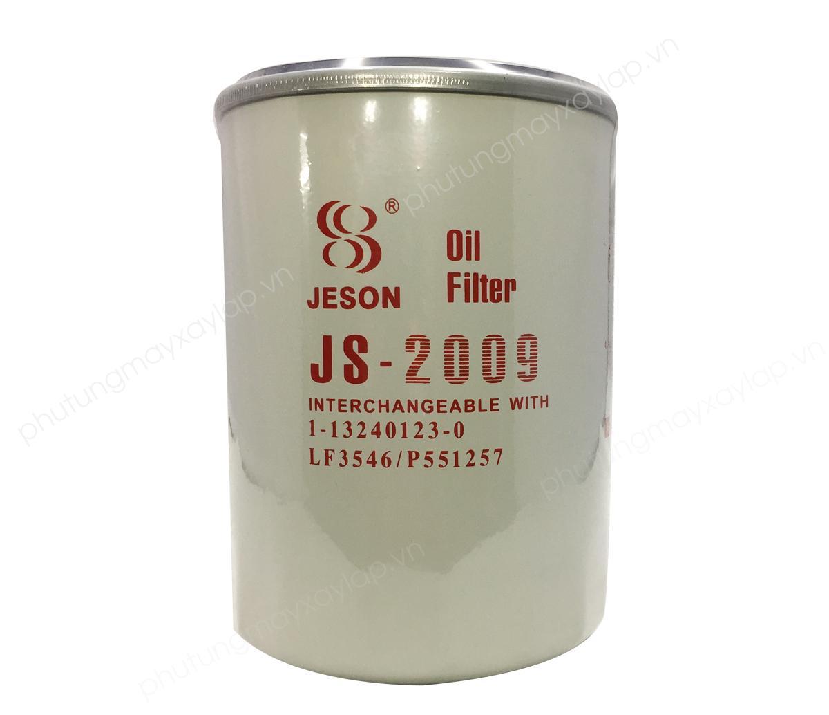 Lọc dầu JS2009-C1506