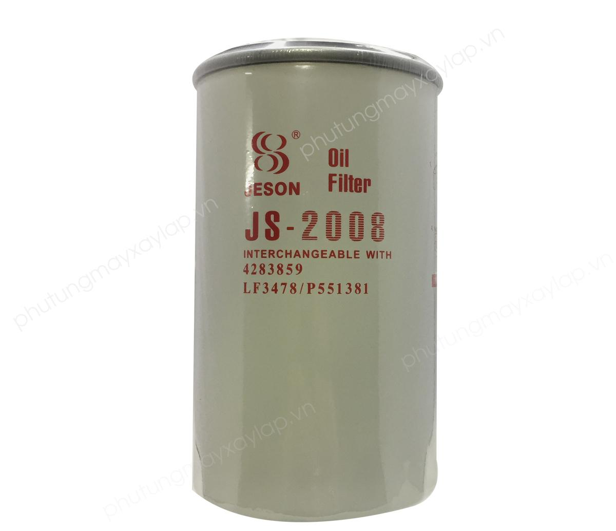Lọc dầu JS2008-C1305