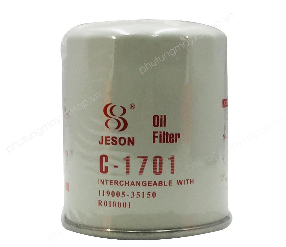 Lọc dầu 2056-C1701/C52080