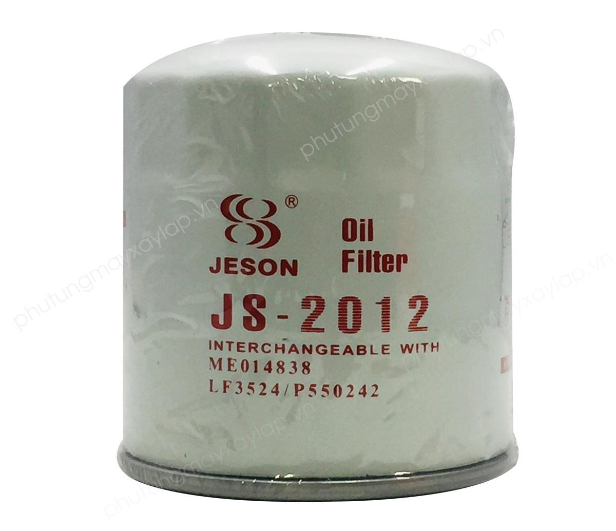 Lọc dầu JS2012-C1006