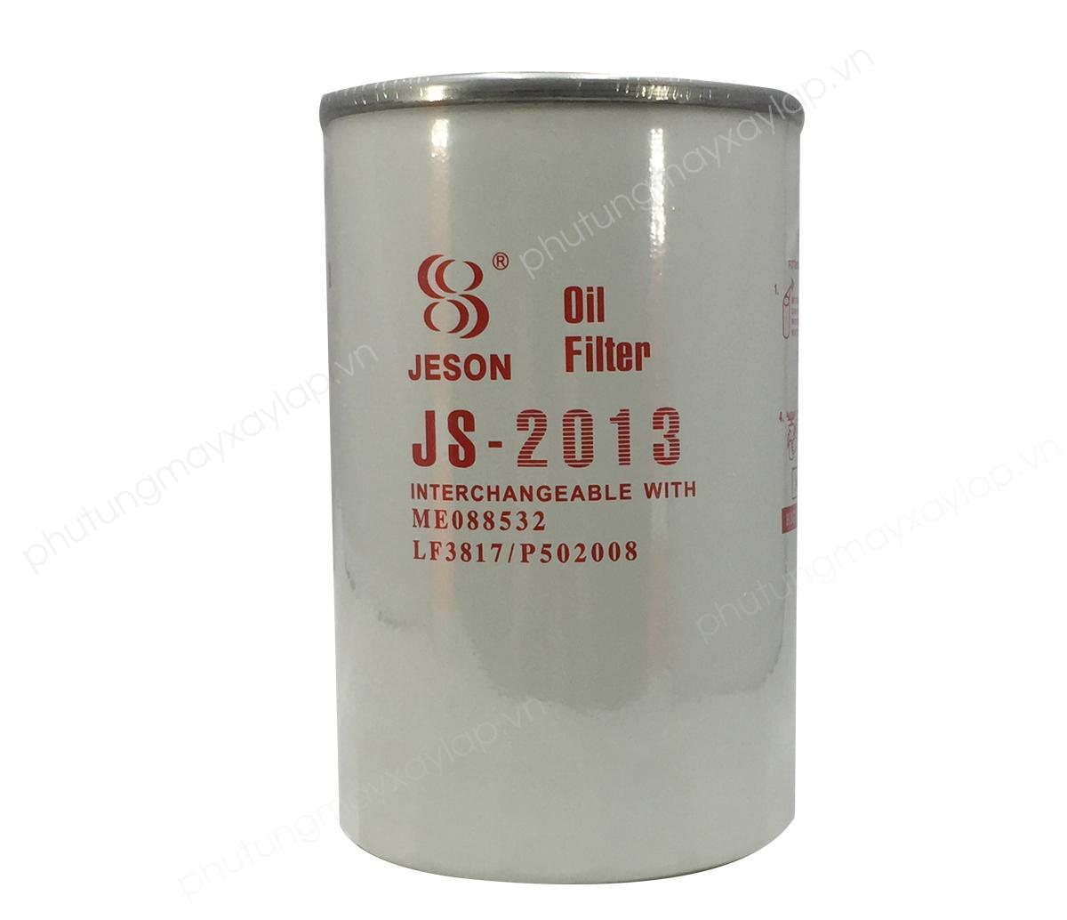 Lọc dầu JS2013-C5808
