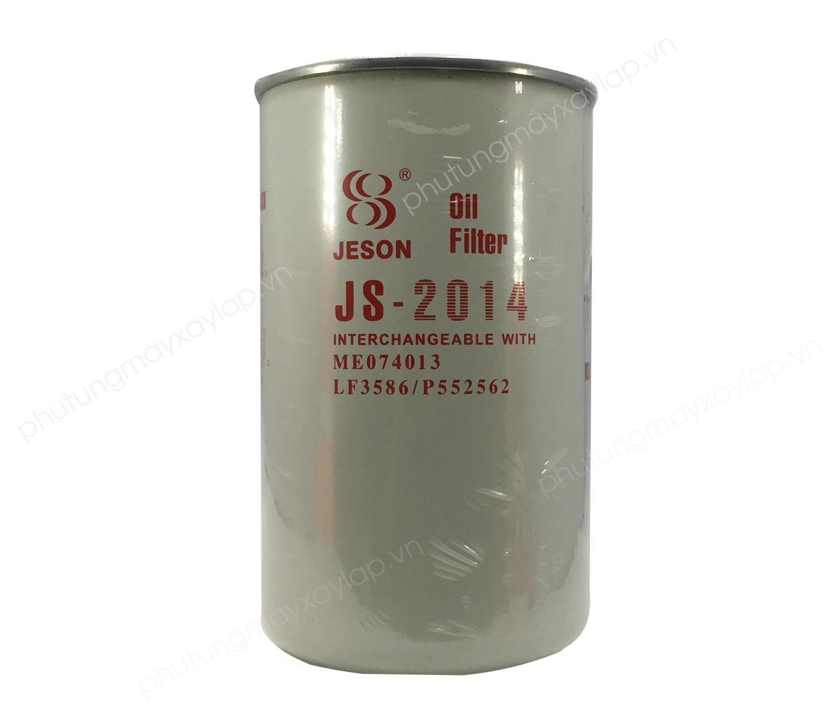 Lọc dầu JS2014-C1007