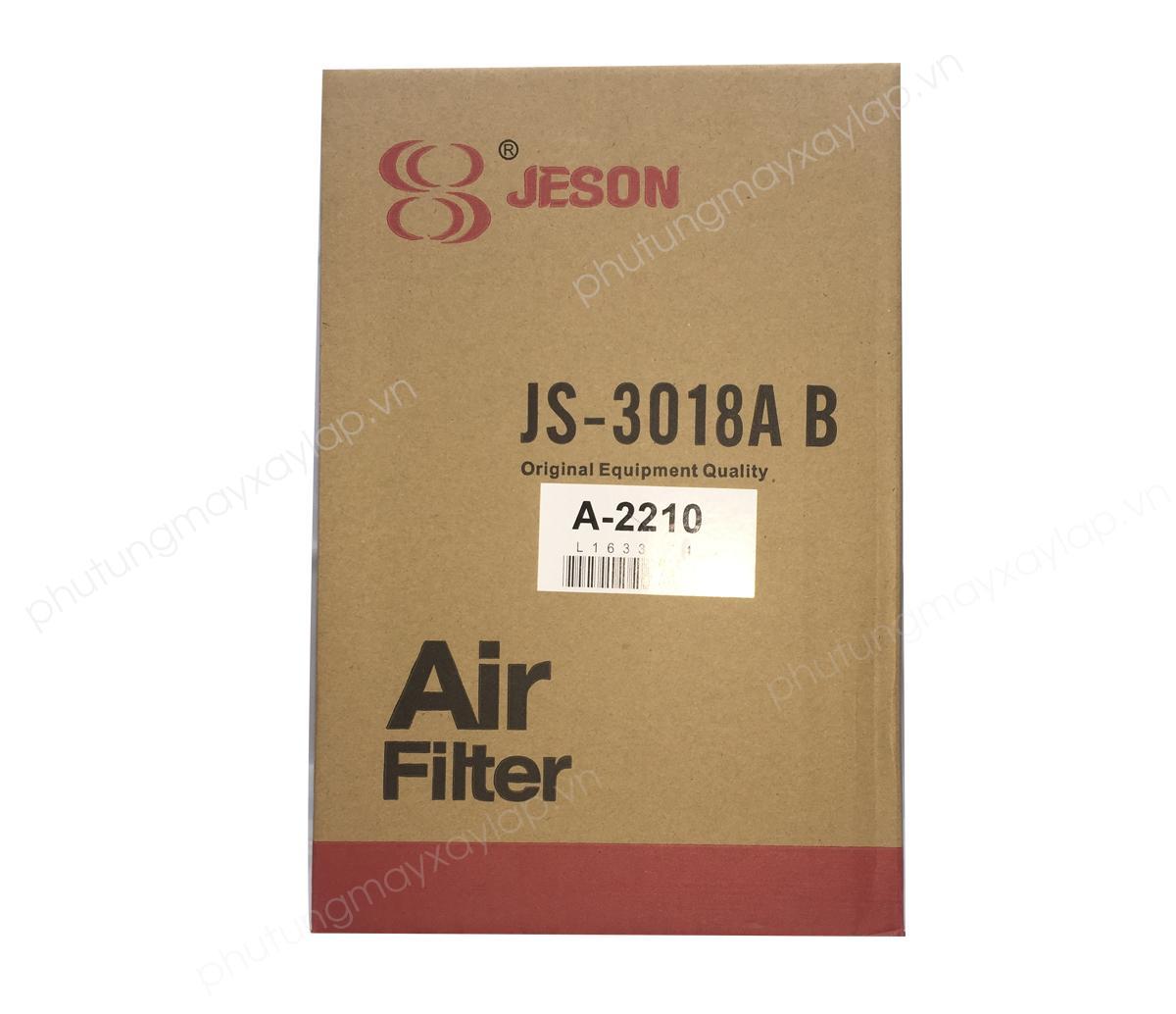 Lọc gió JS3018A-A2210/A6117-S