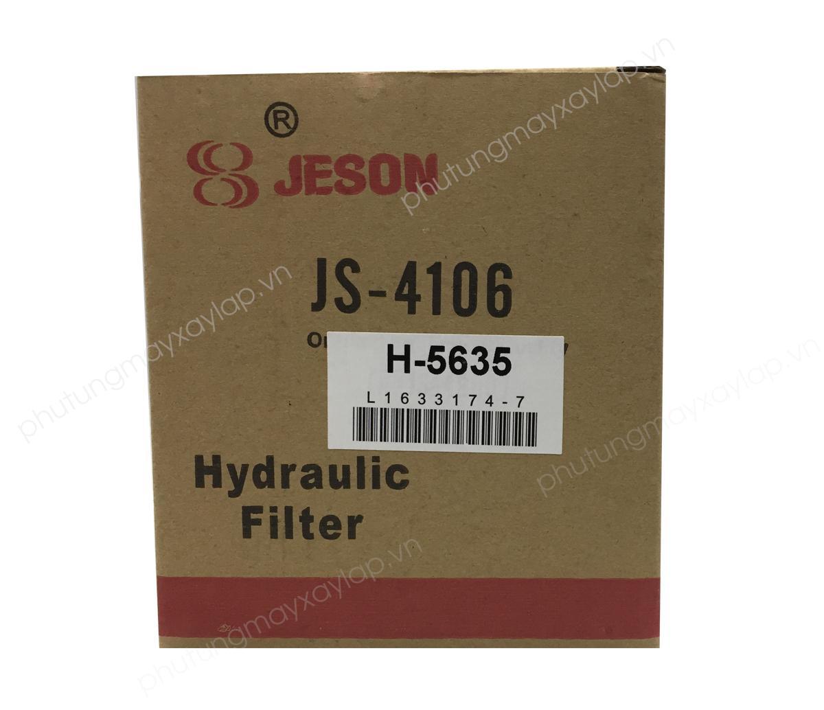 Lọc thủy lực JS4106-H5635/XZ200